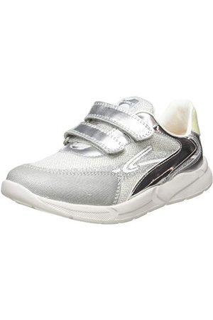 Pablosky Damskie buty typu sneaker 286150, srebrny - Plateado - 37 eu