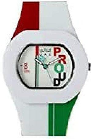 B360 Unisex zegarek na rękę B PROUD Emirati WR Small, 3 bars analogowy kwarcowy silikon 1050070
