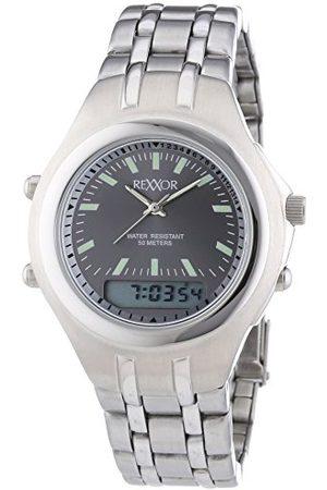 Rexxor Męski zegarek na rękę analogowy - cyfrowy kwarcowy 242-7904-88