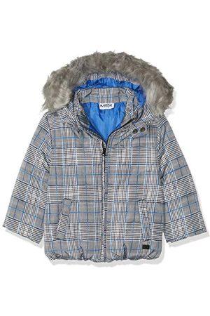 MEK Baby Boys Giubbotto Con Cappuccio Staccabile płaszcz