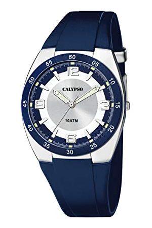 Calypso Męski analogowy zegarek kwarcowy z plastikowym paskiem K5753/2