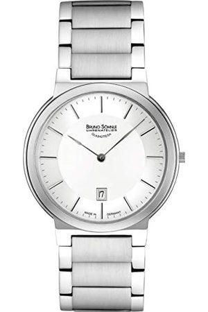 Soehnle Bruno Söhnle męski analogowy zegarek kwarcowy z bransoletką ze stali szlachetnej 17-13107-242