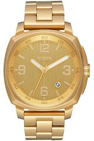 Nixon Męski analogowy kwarcowy Smart Watch zegarek na rękę z bransoletką ze stali szlachetnej A1072-502-00