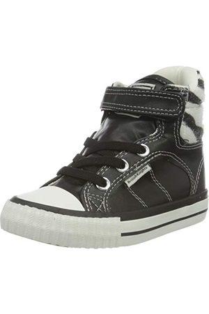British Knights Sneaker dla dziewczynek, Schwarz Zebra - 24 EU
