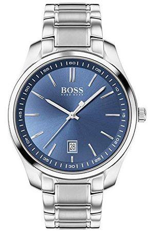HUGO BOSS Męski analogowy zegarek kwarcowy z paskiem ze stali nierdzewnej 1513731