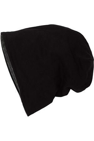 Epoxy MSTRDS Beanie dwustronna czapka z dzianiny, uniseks, dla dorosłych, wielokolorowa (Black/ht.Charcoal 10377, 3887), rozmiar uniwersalny