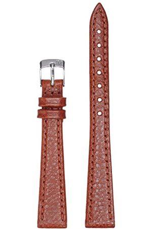 Morellato Bransoletka skórzana do zegarka męskiego DUBLINO brązowa 22 mm A01D075333037CR14