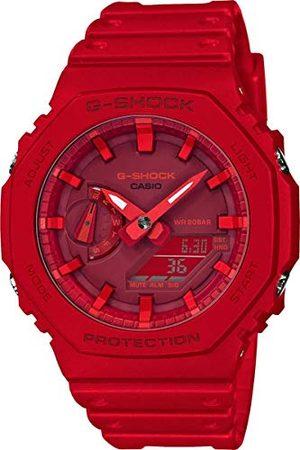 Casio GA-2100-4AER cyfrowy zegarek kwarcowy z kauczukowym paskiem unisex