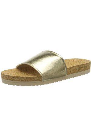flip*flop Damskie sandały do basenu Corgi, złoto - złoto - 36 EU