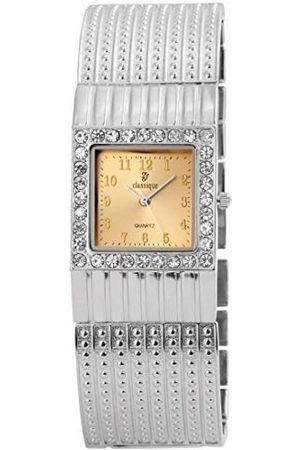 Classique Męski analogowy zegarek kwarcowy bez paska 100424500139