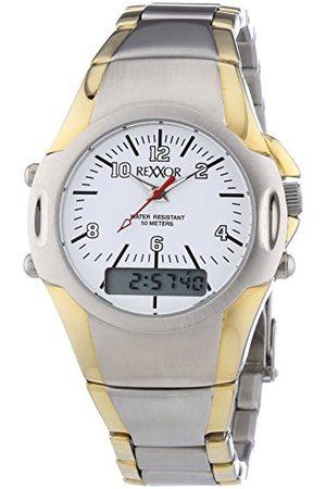 Rexxor Męski zegarek na rękę analogowy - cyfrowy kwarcowy 242-8900-18
