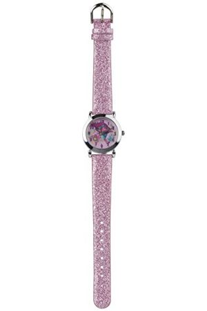 JOY TOY Męski analogowy zegarek kwarcowy ze skórzaną bransoletką 67677