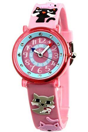 Baby Watch Dziewczęcy zegarek analogowy 3700230606146