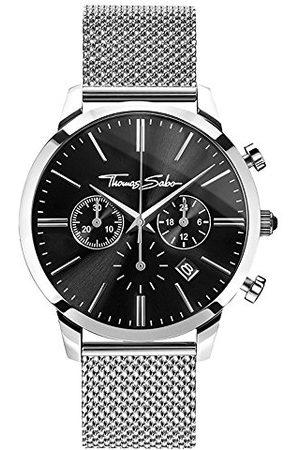 Thomas Sabo Męski zegarek rebel Spirit Chrono analogowy kwarcowy