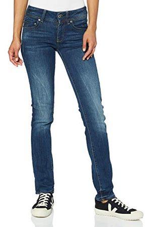G-Star Damskie dżinsy Midge Saddle Mid Waist Straight