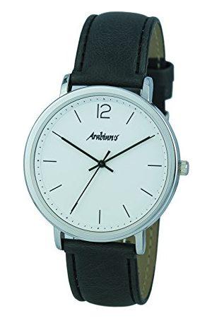 ARABIANS Męski analogowy zegarek kwarcowy ze skórzanym paskiem HBA2248N