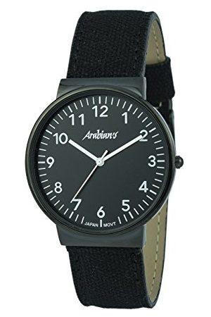ARABIANS Męski analogowy zegarek kwarcowy z bransoletką ze stali szlachetnej HNA2235N