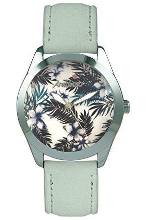ARABIANS Męski analogowy zegarek kwarcowy ze skórzanym paskiem HBA2212L