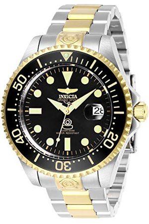 Invicta 27614 Pro Diver męski zegarek stal szlachetna automatyka czarna tarcza
