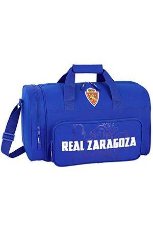 Real Zaragoza Safta Blackfit8 torba sportowa dla dzieci, 47 cm, - 711946023