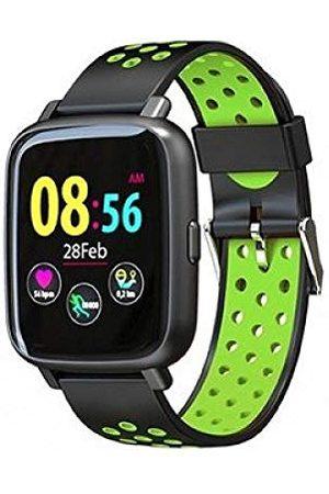 Billow Technology Zegarek cyfrowy dla dorosłych unisex z bransoletką XS35BGP