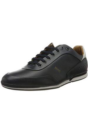 HUGO BOSS Buty męskie Saturn_Lowp_ltpf Sneaker, - Dark Blue401-41 EU