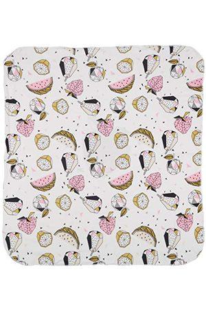 igi Unisex Baby Blanket śpiwór, wielokolorowy (Cubic Fruit Cf), (rozmiar producenta: One Size)