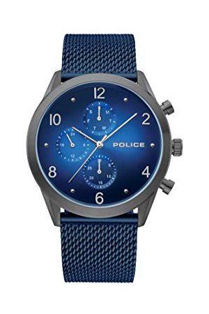Police Klasyczny zegarek PL15922JSU.03MMBL