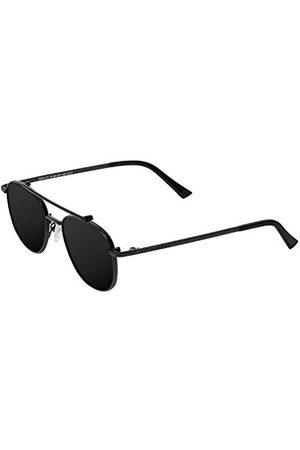 Northweek Unisex Falcon okulary przeciwsłoneczne dla dorosłych, wielokolorowe (All Black Polarized), 10.0