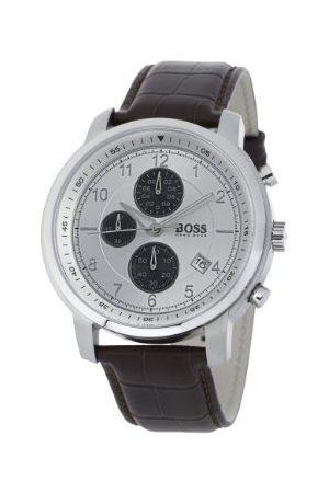 HUGO BOSS Męski zegarek na rękę chronograf kwarcowy 1512645