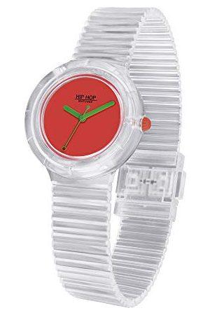Hip Unisex analogowy zegarek kwarcowy z silikonową bransoletką HWU0941
