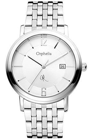 ORPHELIA Męski zegarek na rękę XL analogowy stal szlachetna 132-7709-88