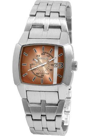 Excellanc 28012700004 zegarek męski z metalowym paskiem