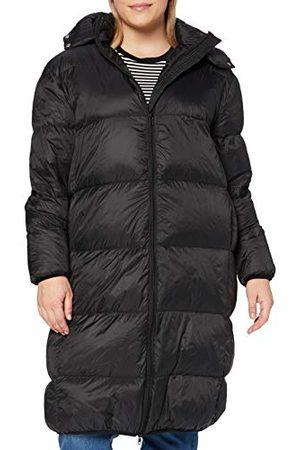 SPARKZ COPENHAGEN Damski ładny puff długi płaszcz
