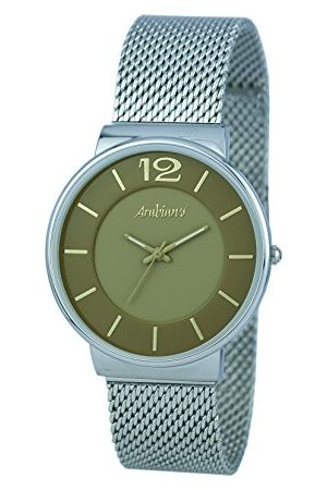 ARABIANS Męski analogowy zegarek kwarcowy z bransoletką ze stali szlachetnej HBA2250M
