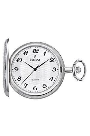 Festina Unisex-dorosły analogowy klasyczny kwarcowy połączony zegarek na rękę z paskiem ze stali nierdzewnej F2024/1