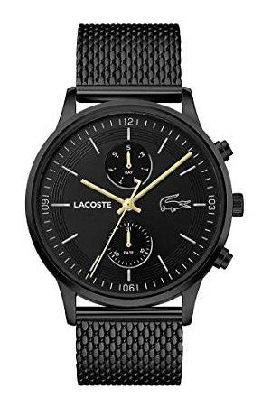 Lacoste Męski analogowy zegarek kwarcowy z bransoletką ze stali szlachetnej 2011099