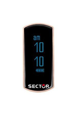 Sector R3251569003 cyfrowy zegarek na rękę z silikonowym paskiem