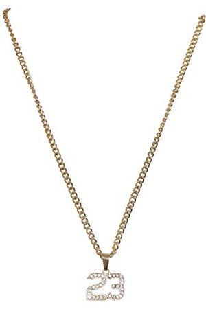 Urban classics Spinki do mankietów unisex 23 Diamond Necklace, złoty, jeden rozmiar