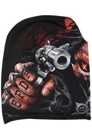 Spiral Spirala Direct 5FDP-Assassin licencjonowana opaska bawełniana czapka, czarna (czarna 001), jedna (rozmiar: jeden rozmiar)