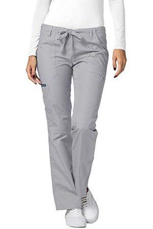 Adar Uniforms Damskie 510slvs medyczne spodnie szorujące, srebro szare, S UK