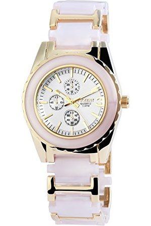 Akzent Unisex Dorośli analogowy zegarek kwarcowy bez bransoletki SS810200009