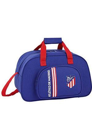 Safta Atlético De Madrid dziecięca torba sportowa, 40 cm, niebieska (Azul)