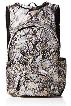 Morikukko Unisex - dorosły plecak z kapturem wąż plecak wielokolorowy ( wąż)