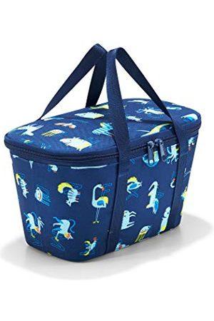 Reisenthel Coolerbag XS dzieci abc przyjaciele niebieska torba na siłownię, 28 cm, 4 litry, (Abc Blue)