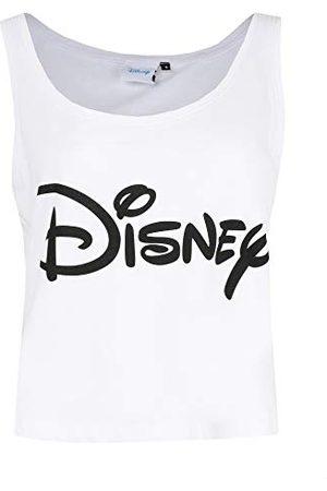Disney Damski prosty top z logo