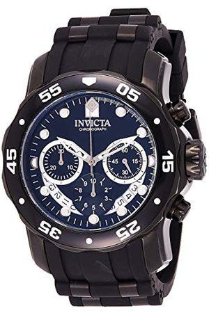 Invicta 6986 Pro nurek - męski zegarek na rękę ze stali nierdzewnej kwarcowy czarna tarcza
