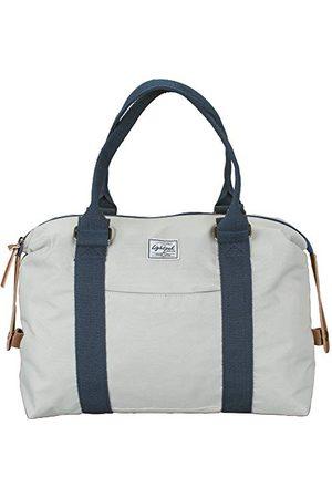 LIGHTPAK Torebka damska Sweetbox, damska torebka z poliestru, torba z uchwytem z oddzielną kieszenią na telefon komórkowy, torba sportowa, 36 cm, (biały) - 46138