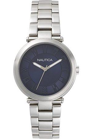 Nautica Kwarcowy zegarek analogowy Bransoletka