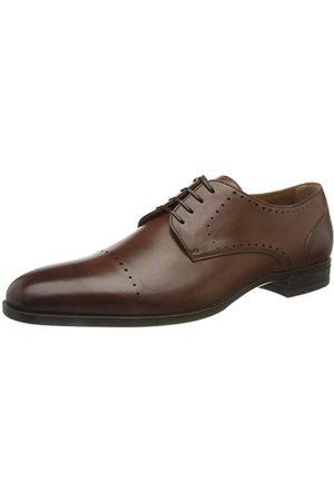 HUGO BOSS Męskie buty Kensington_derb_w20c Derby, - Medium Brown211-40.5 EU